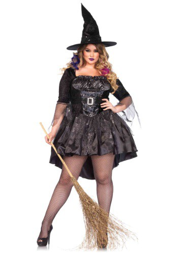 Black Magic Mistress Costume (Mistress Costumes)