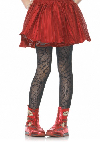 Girls Spiderweb Tights By: Leg Avenue for the 2015 Costume season.