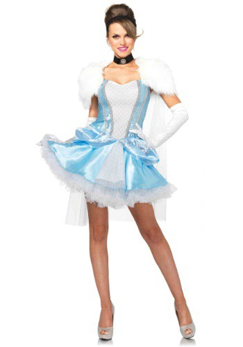 Slipper-less Sweetie Costume By: Leg Avenue for the 2015 Costume season.