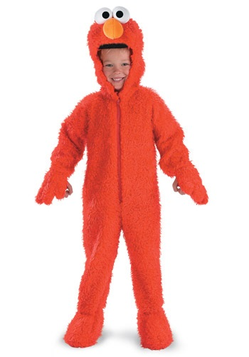 Click Here to buy Toddler Elmo Costume from HalloweenCostumes, USA Funds & Shipping
