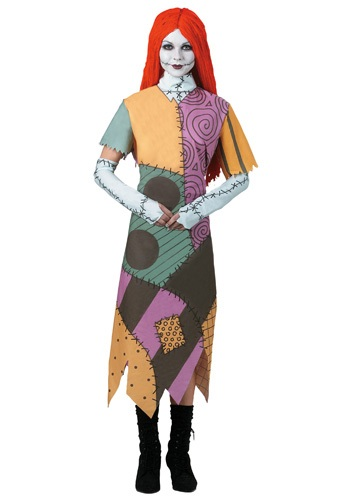 Click Here to buy Adult Sally Costume from HalloweenCostumes, CDN Funds