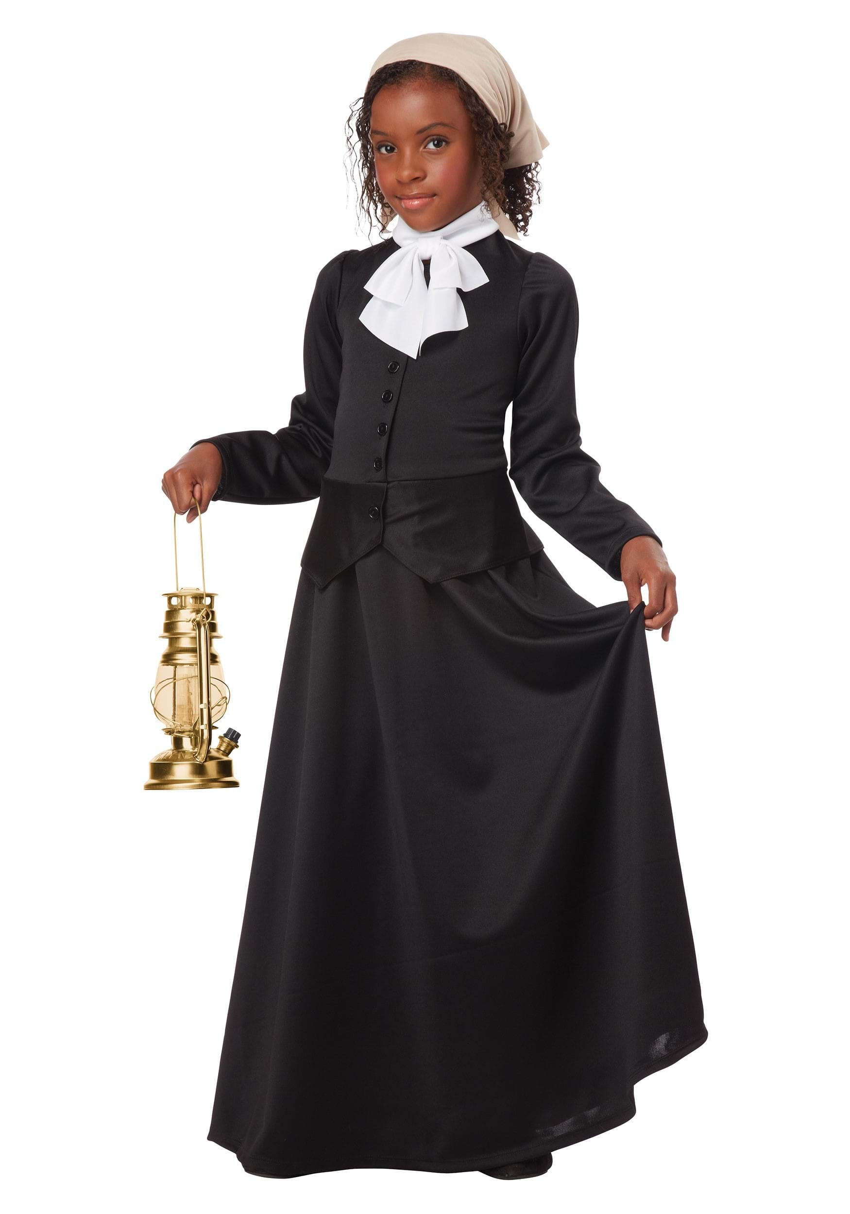 Harriet Tubman Kids Costume