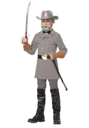 Child General Robert E. Lee Costume By: California Costume Collection for the 2015 Costume season.