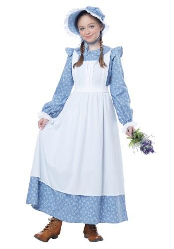 Pioneer Girls Costume