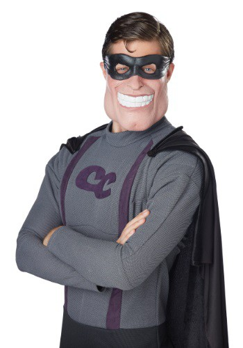 Super Dude Mask By: California Costume Collection for the 2015 Costume season.