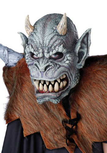 Gargoyle Ani-Motion Mask By: California Costume Collection for the 2015 Costume season.