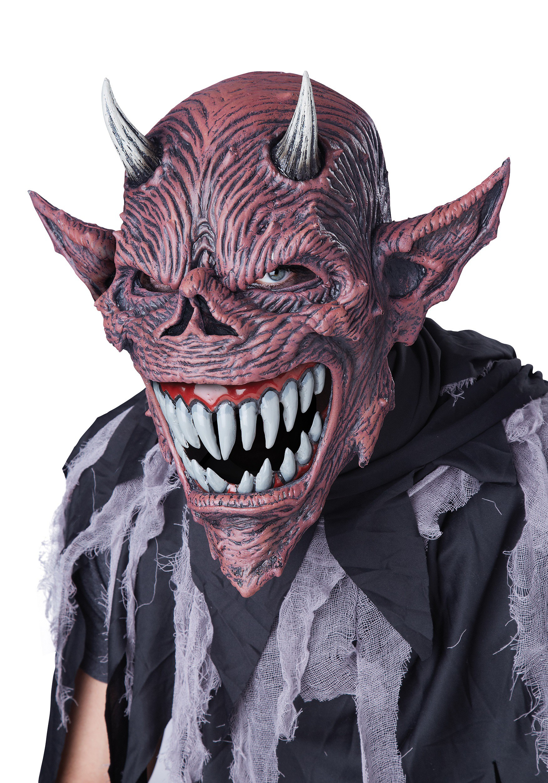 Devil Ani-Motion Mask