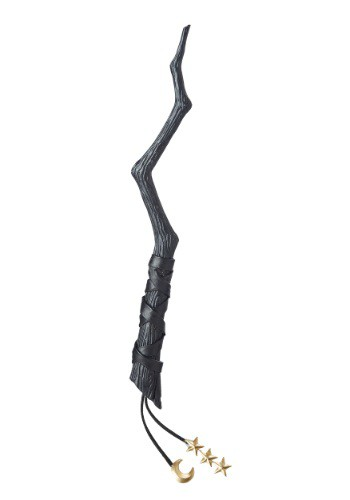 Black Witch Wand By: California Costume Collection for the 2015 Costume season.
