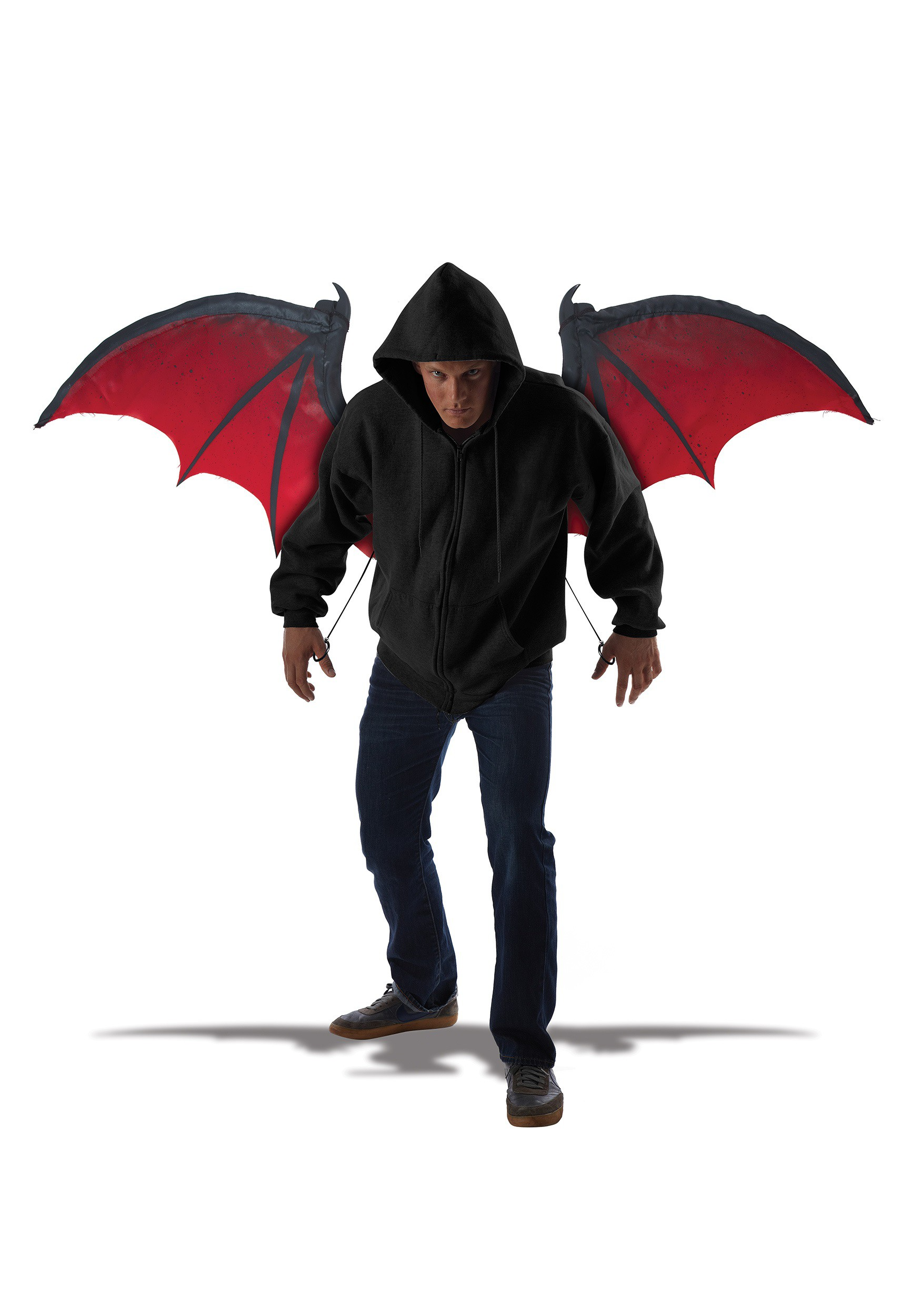 bloodnight wings accessory bloodnight wings accessory alt1 bloodnight wings accessory alt2 - Accessories For Halloween Costumes