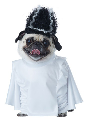 Bride of Frankenpup Dog Costume