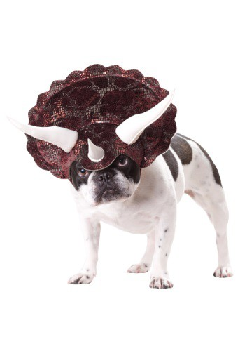 Triceratops Costume for Dogs