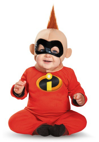 Click Here to buy Baby Jack Jack Deluxe Baby Costume from HalloweenCostumes, CDN Funds