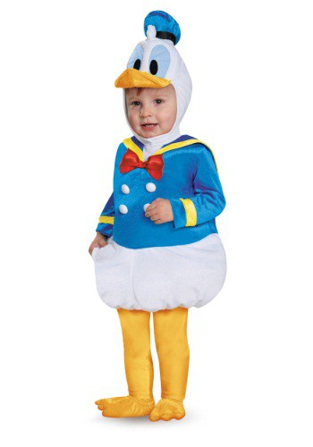Donald Duck Prestige Infant Costume By: Disguise for the 2015 Costume season.