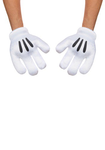 Mickey Mouse Adult Gloves By: Disguise for the 2015 Costume season.