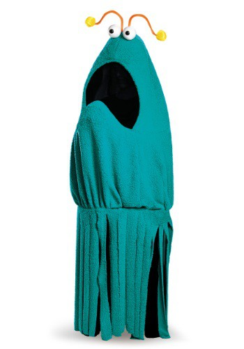 Click Here to buy Sesame Street Plus Size Blue Yip Yip Costume 2X from HalloweenCostumes, CDN Funds