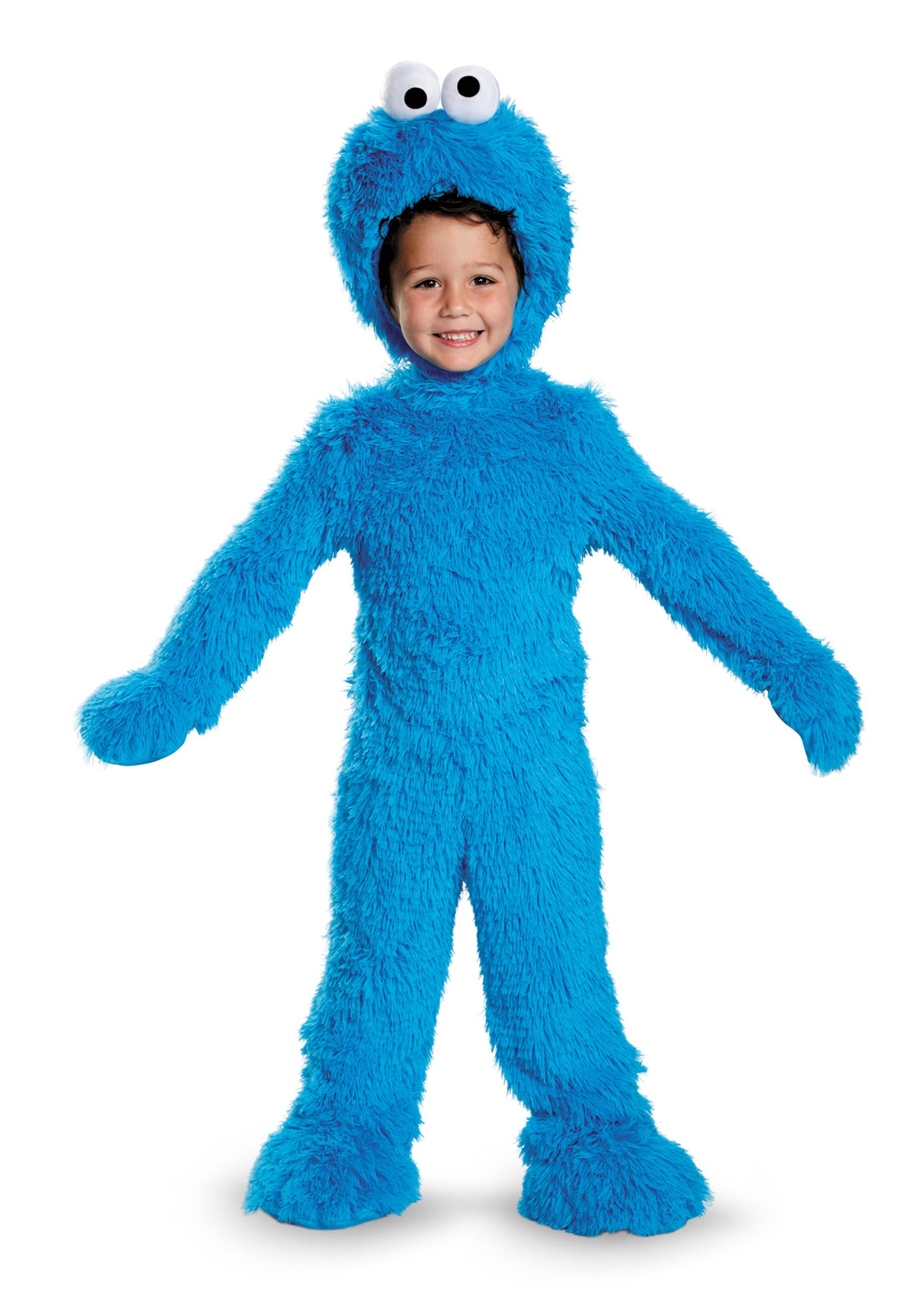 sc 1 st  Halloween Costumes & Infant/Toddler Cookie Monster Plush Costume