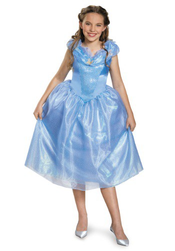 Tween Cinderella Movie Costume