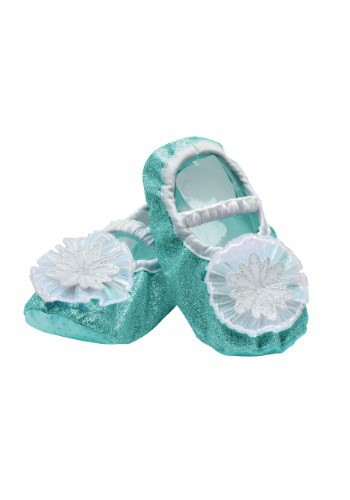 Click Here to buy Frozen Elsa Toddler Slippers from HalloweenCostumes, CDN Funds