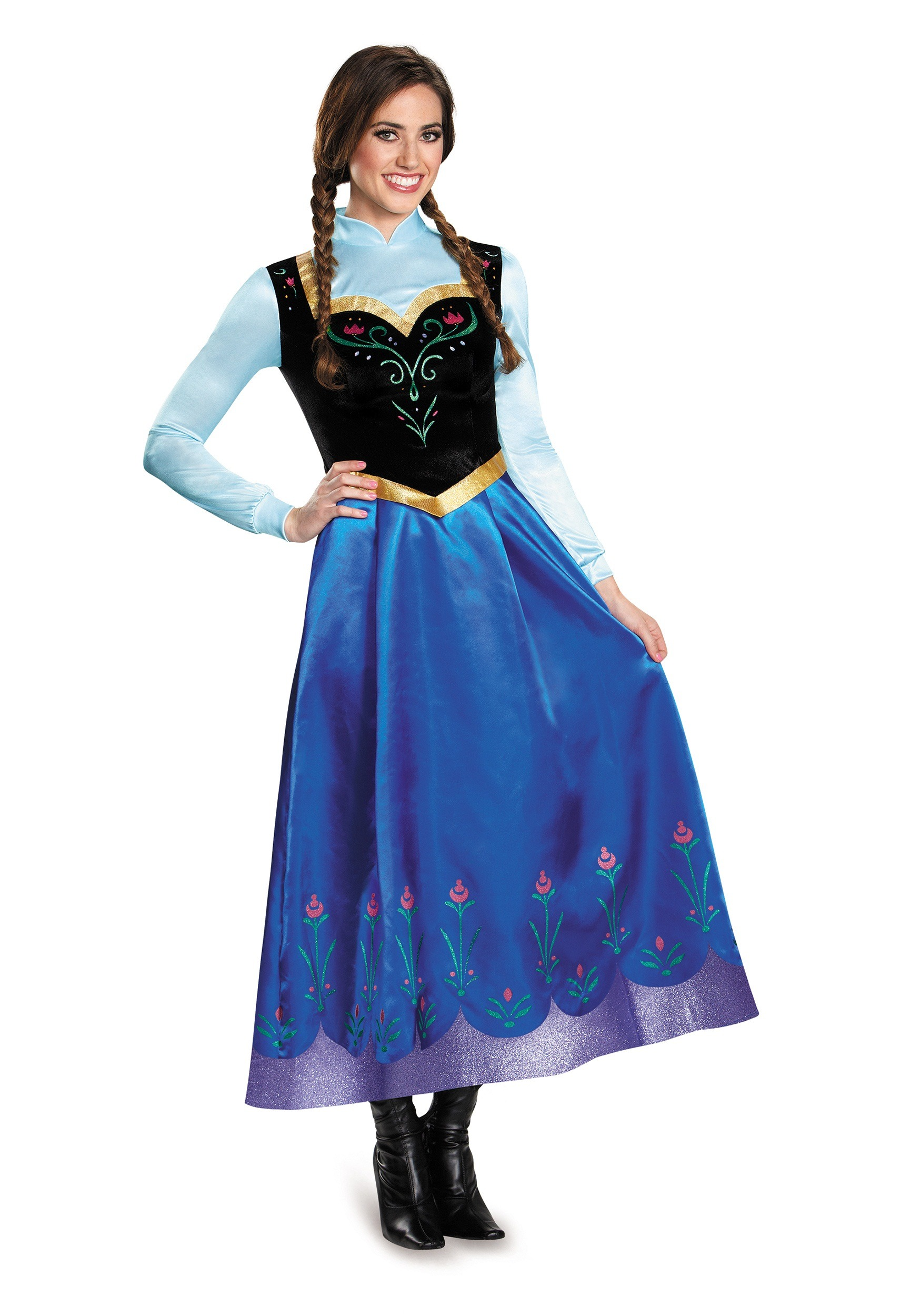 Anna Costume For Kids