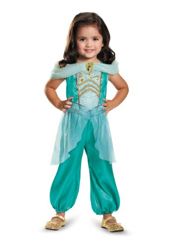 Click Here to buy Jasmine Classic Toddler Costume from HalloweenCostumes, CDN Funds