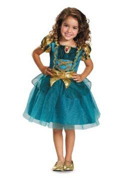 Brave Merida Classic Toddler Costume