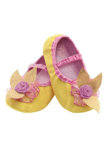 Belle Toddler Slippers By: Disguise for the 2015 Costume season.