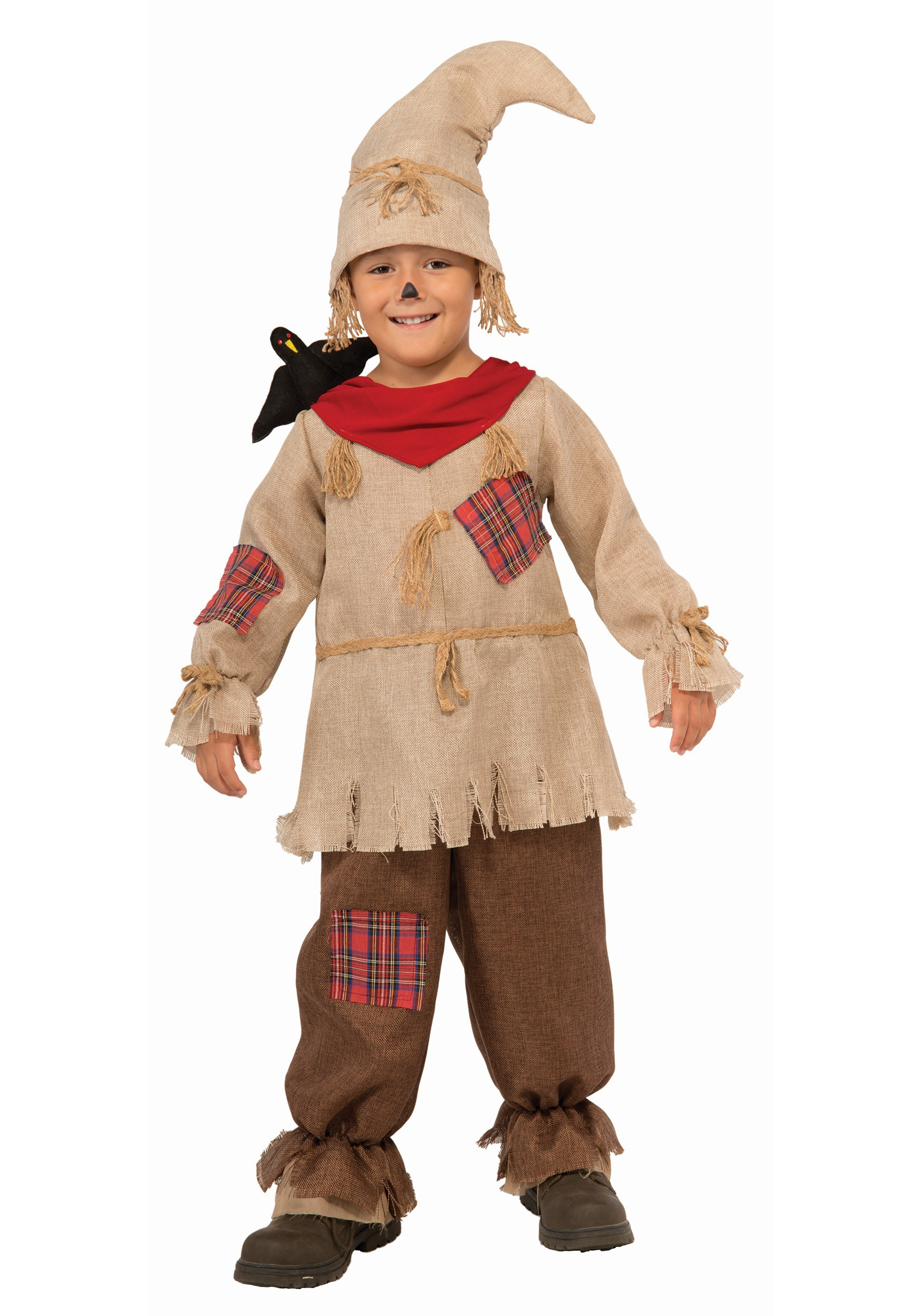 scarecrow halloween costumes adult kids scarecrow costume