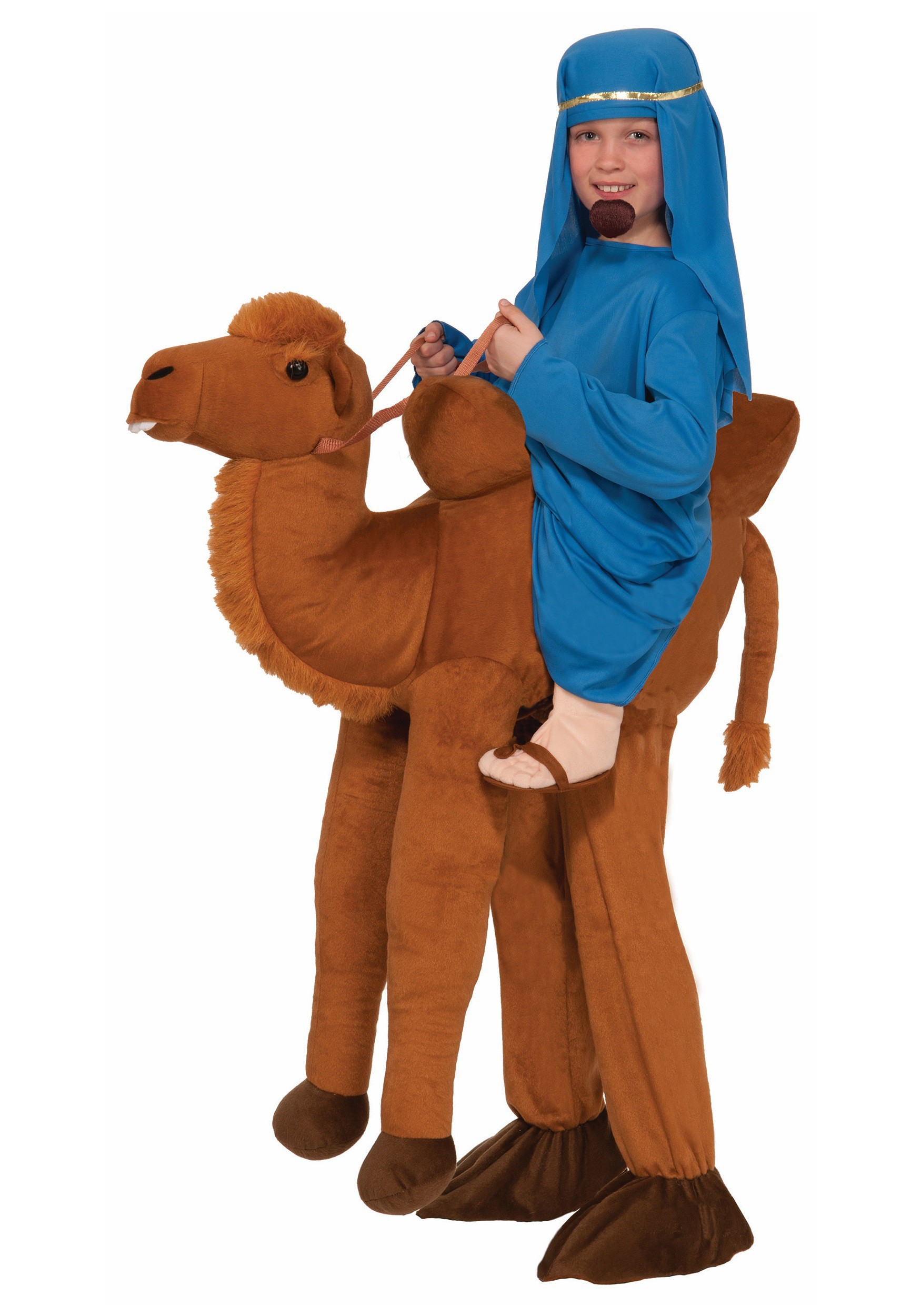 sc 1 st  Halloween Costumes & Child Ride A Camel Costume