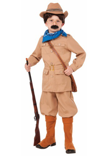 Theodore Roosevelt Costume for Boys