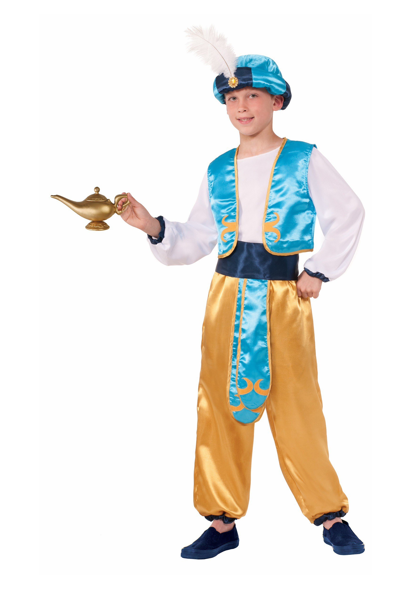 sc 1 st  Halloween Costumes & Child Arabian Prince Costume