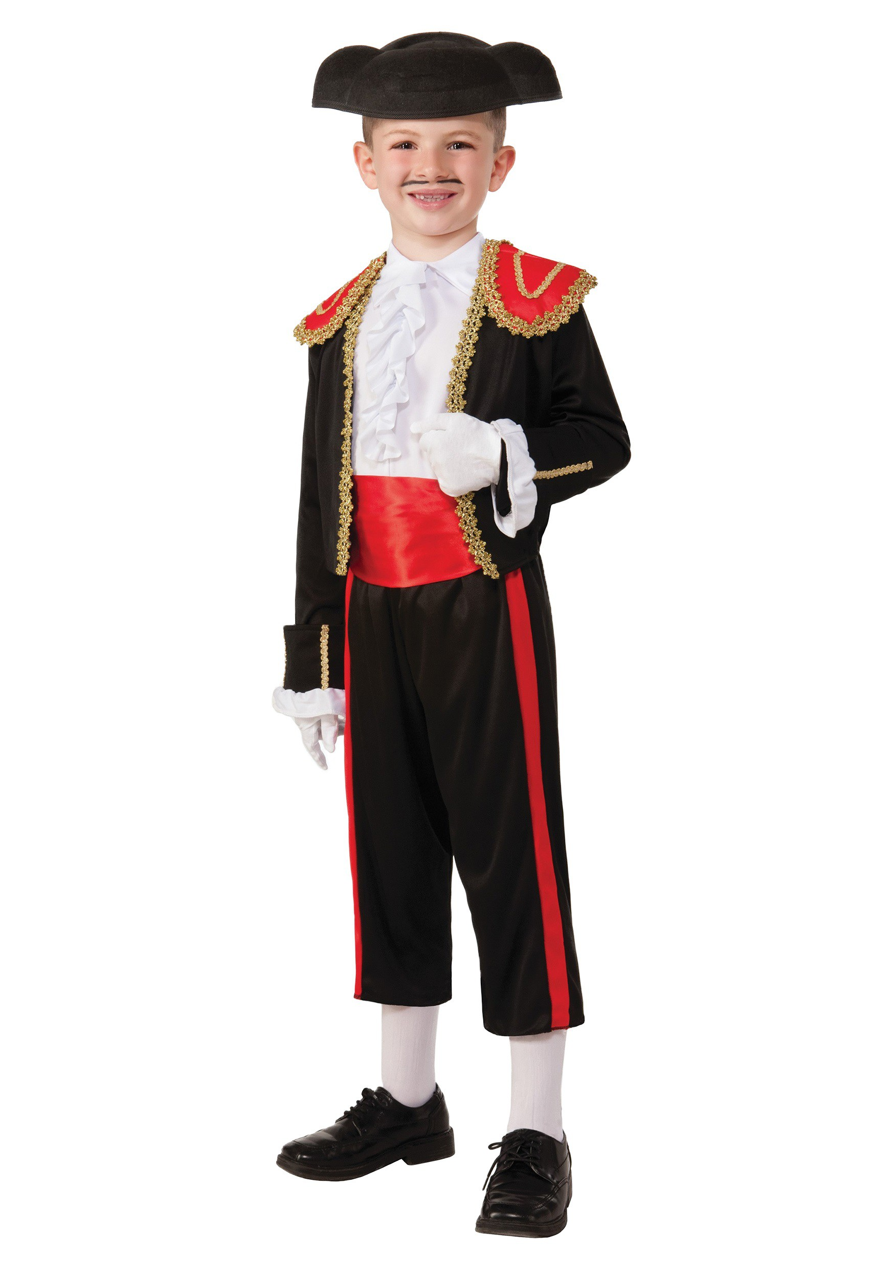 Cinco de mayo costumes fiesta outfits halloweencostumes boys spanish matador costume solutioingenieria Images
