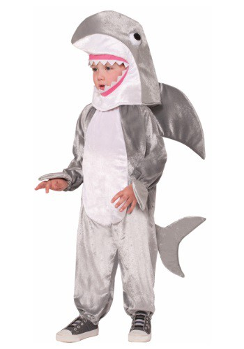 Click Here to buy Kids Great White Shark Costume from HalloweenCostumes, CDN Funds