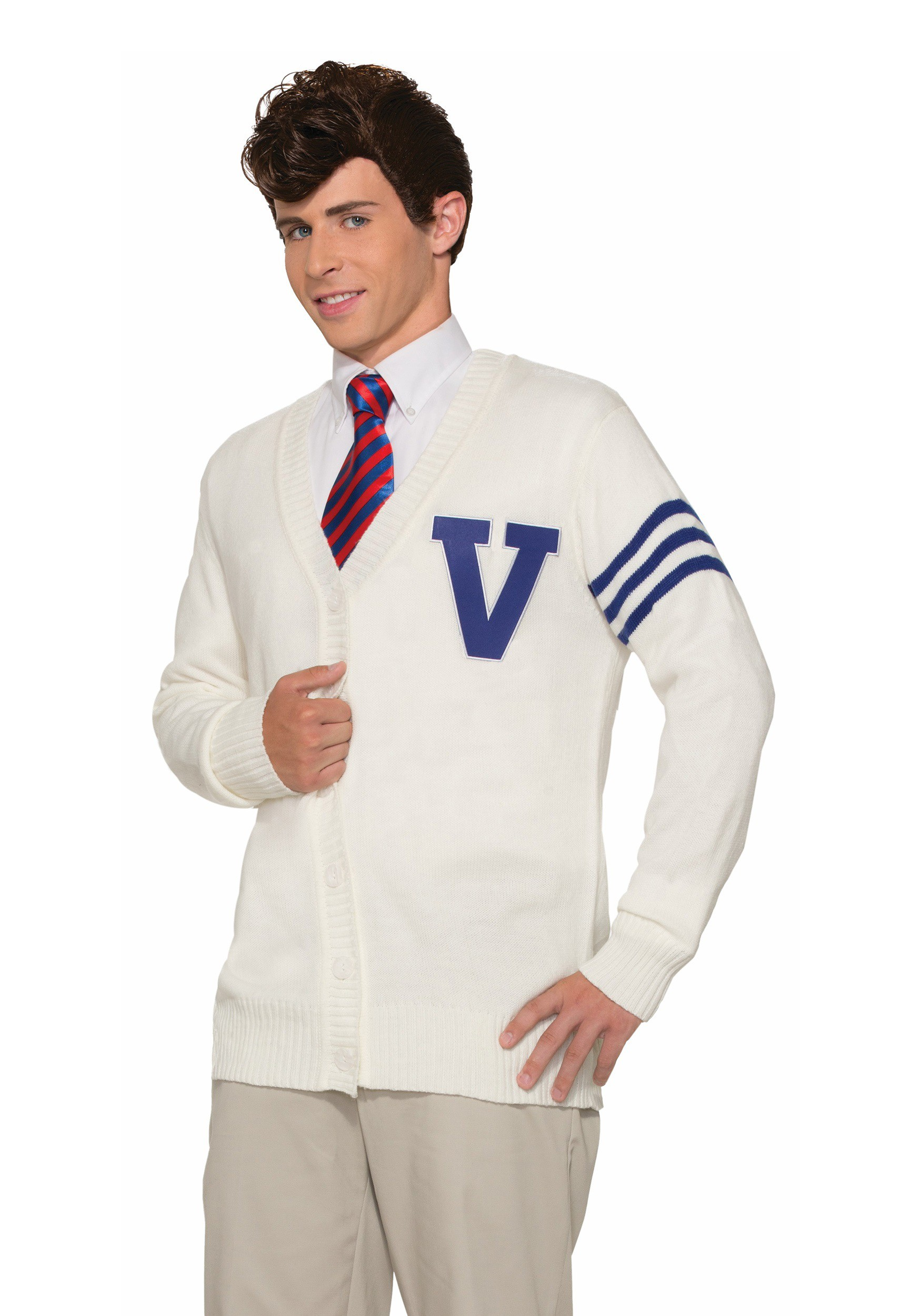 Varsity Sweater Womens