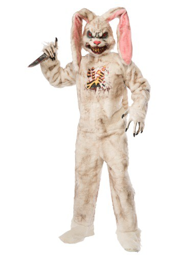 Click Here to buy Adult Rotten Rabbit Costume from HalloweenCostumes, CDN Funds