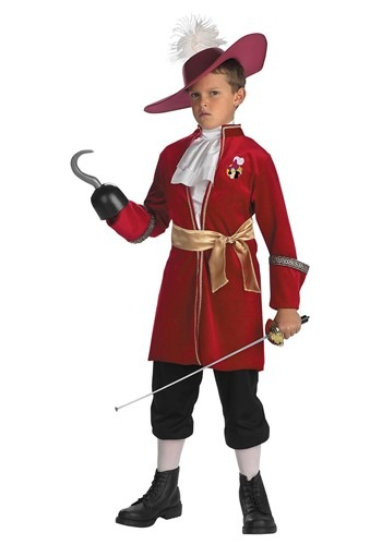 Child Captain Hook Costume   Kids Peter Pan Halloween Costumes By: Disguise for the 2015 Costume season.