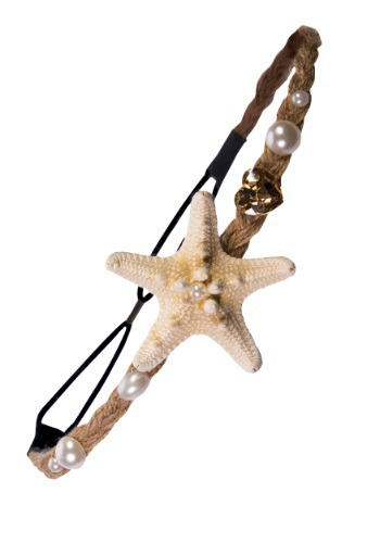 Mermaid Starfish Headband