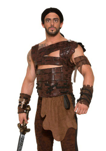 Men's Medieval Warrior Armor By: Forum Novelties, Inc for the 2015 Costume season.