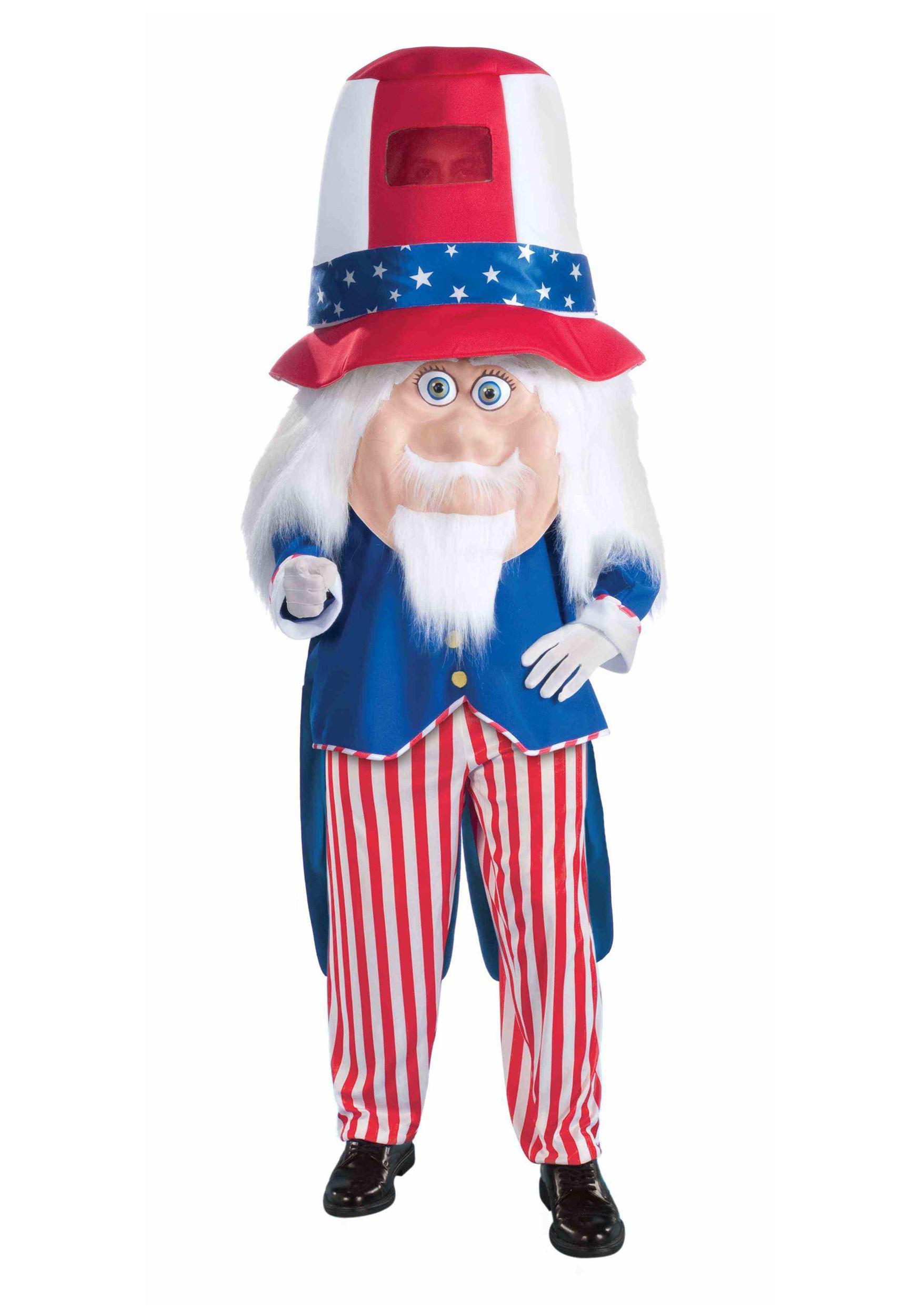 Uncle Sam Halloween Costume