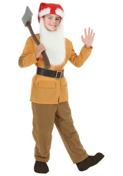 Child Brown Dwarf Costume
