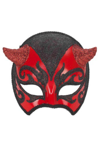 Adult Devil Venetian Mask By: Forum Novelties, Inc for the 2015 Costume season.