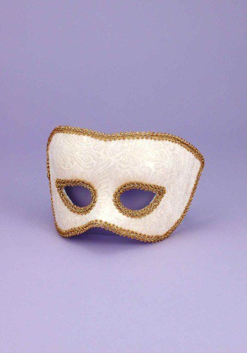 Image of Adult Karneval Beige Mask