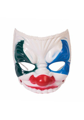 Image of Adult Evil Clown Mask