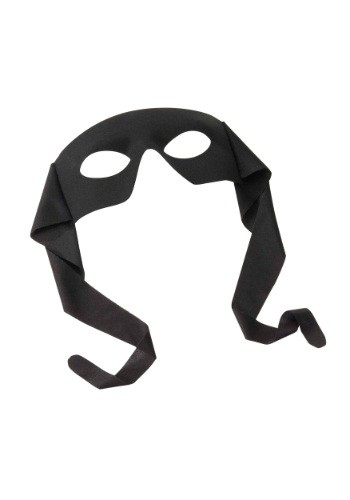 Black Masked Man w/Ties By: Forum Novelties, Inc for the 2015 Costume season.