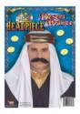 Adult-Arab-Headpiece