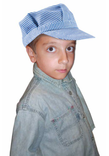 Child Deluxe Engineer Hat