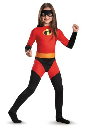 Click Here to buy Kids Violet Incredibles Costume from HalloweenCostumes, USA Funds & Shipping