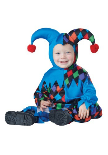 Click Here to buy Lil Jester Costume from HalloweenCostumes, USA Funds & Shipping