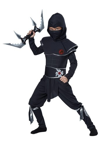 Boys Ninja Warrior Costume By: California Costume Collection for the 2015 Costume season.