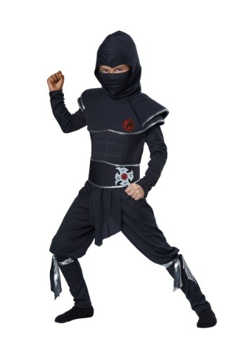 Ninja Warrior Costume for Boys