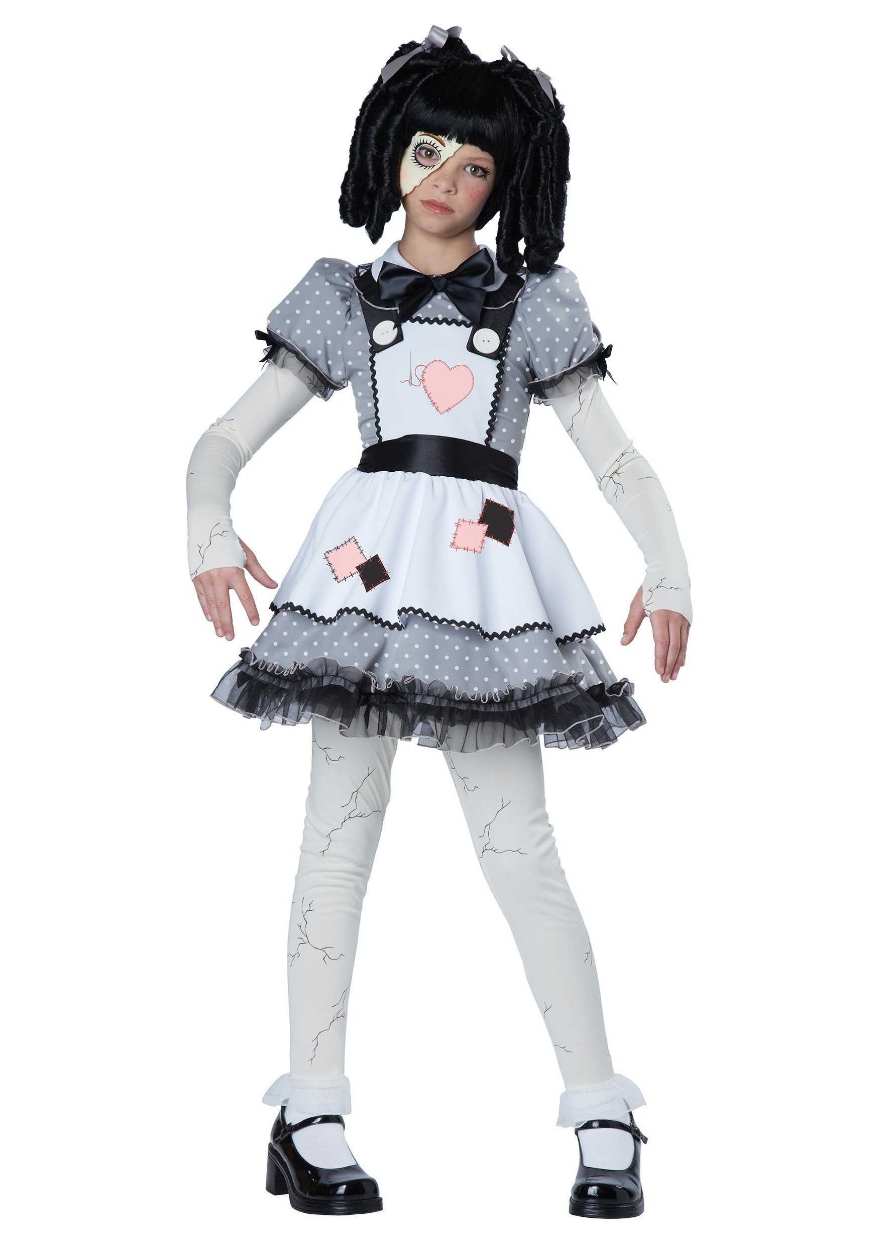 Doll Costume Kids